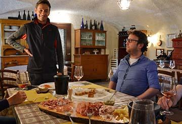 Degustazione vini bergamini lazise