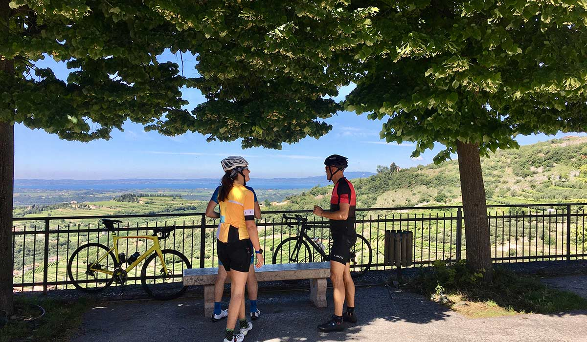 road bike tour valpolicella